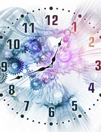 abstract-clock