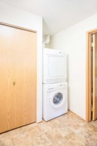 Silverwood laundry room
