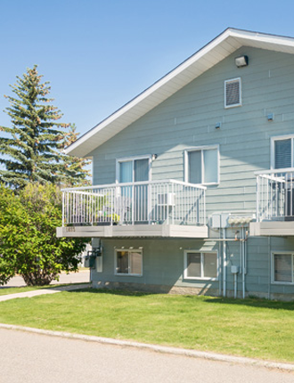 Silverwood Front View